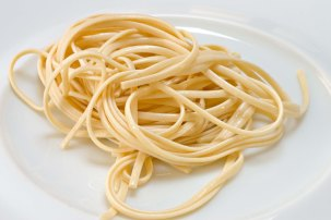 Image result for wet linguine